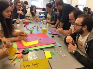 Games for Mental Health, Wellbeing, Fitness: game idea session